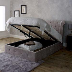 Epsilon Mink Double Bed