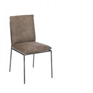 Harper Dining Chair Light Grey