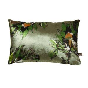Adriana 35x50cm Green Cushion