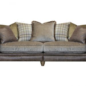 Hudson 4 Seater Pillowback Opt. 5
