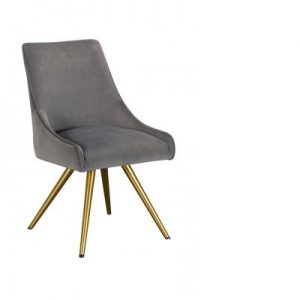 Amy Dining Chair Grey