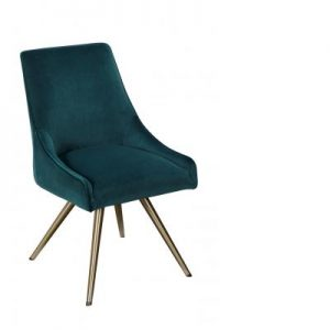 Amy Dining Chair Teal