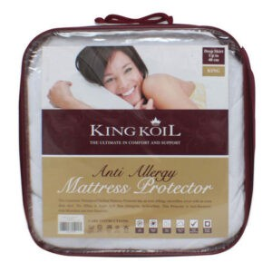 King Koil Quilted Mattress Protector