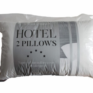 Bedroom Couture Hotel Quality Pillow Pair