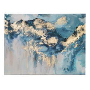 Blue Mood No. 5 Painting
