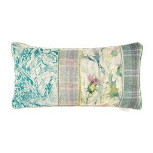 Circium Patchwork Cushion 35x70cm