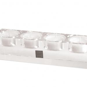 Connoisseur 4 T-light Tray