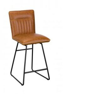 Cooper Bar Chair Tan