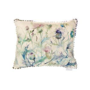 Damson Bristle Cushion 40x50cm