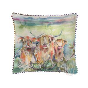 Heilan Herd Cushion 50x50cm