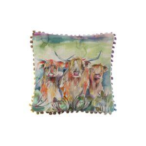 Heilan Herd Arthouse Cushion 35x35cm