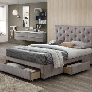 Monet Mink Velvet Bed