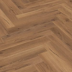 Lignum Fusion Herringbone - Robust Oak Fumed 1.92m²
