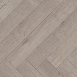 Lignum Fusion Herringbone - Robust Oak Grey 1.92m²
