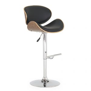 Rocco Bar Chair Black