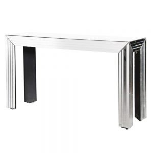 Venetian Layered Console Table