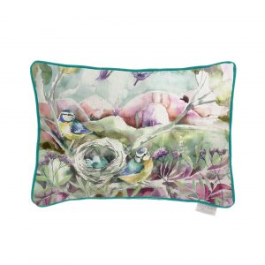 Birds Blush Cushion 40x50cm