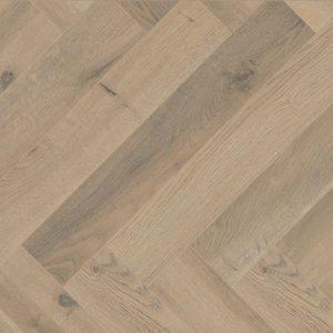 Lignum Fusion Herringbone - Greige Oak 1.92m²