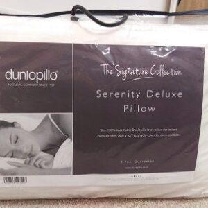 Dunlopillo Serenity Deluxe Latex Pillow
