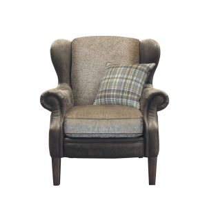 Hudson Wing Chair Opt. 5