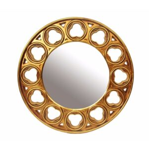 Gold Celtic Mirror