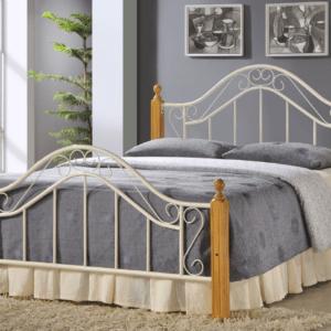 Virginia 3' Cream Bed