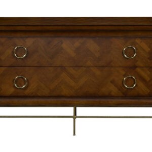 Claridge 2 Drawer Chest