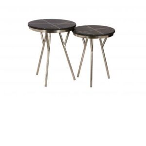 Jivan Lamp Tables (Pair)