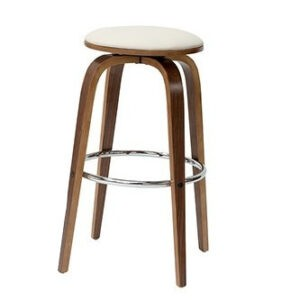 Poise Bar Stool Cream