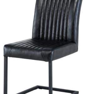 Raffles Black Dining Chair