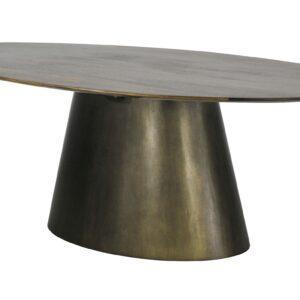 Jakarta 220cm Oval Dining Table
